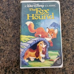 DISNEY 💥COLLECTORS💥CLASSIC THE FOX AND THE HOUND